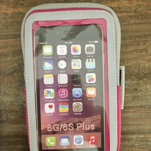 New! iPhone 6G / 6S Plus Armband for Running